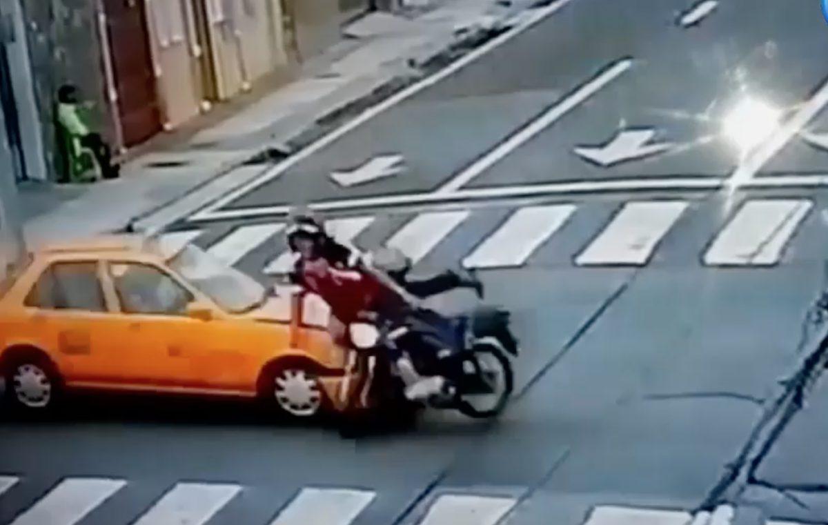 VIDEO   Hermana y sobrino de Richard Barker sufrieron un grave accidente