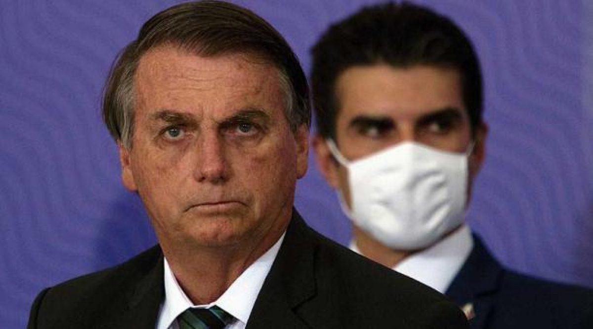 Brasileños piden la destitución del presidente Jair Bolsonaro