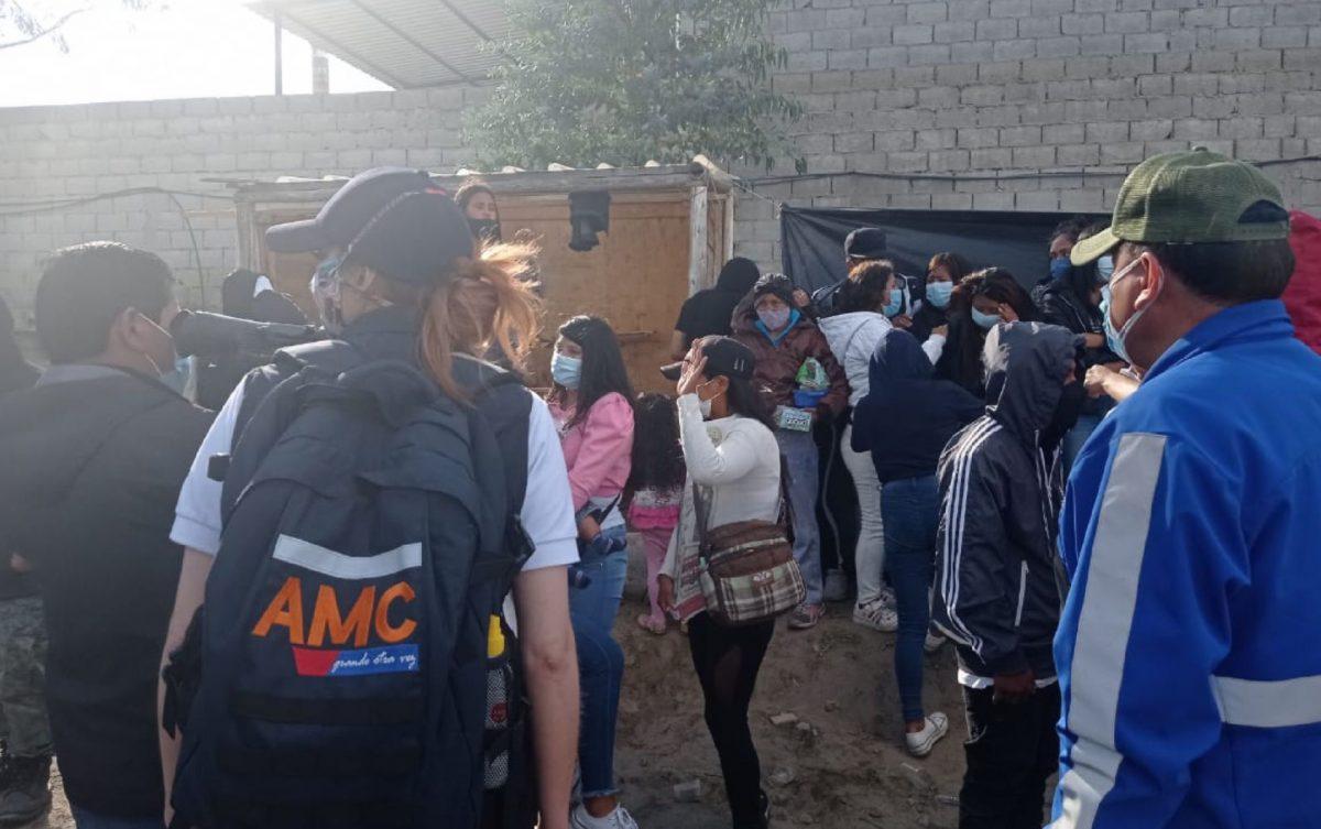 Autoridades de control clausuran dos fiestas masivas en Quito