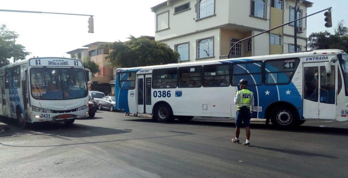 URGENTE | Buses urbanos sí trabajarán con normalidad