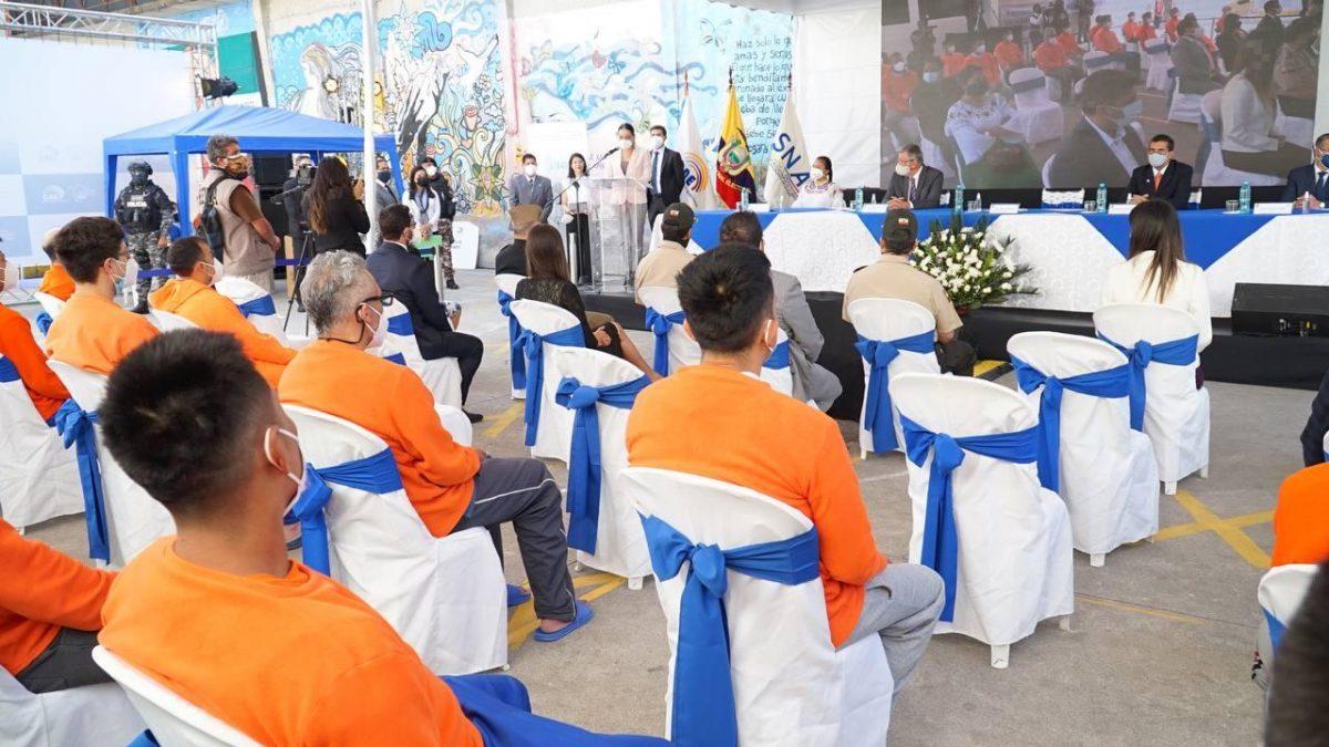 Inició la jornada electoral en Ecuador