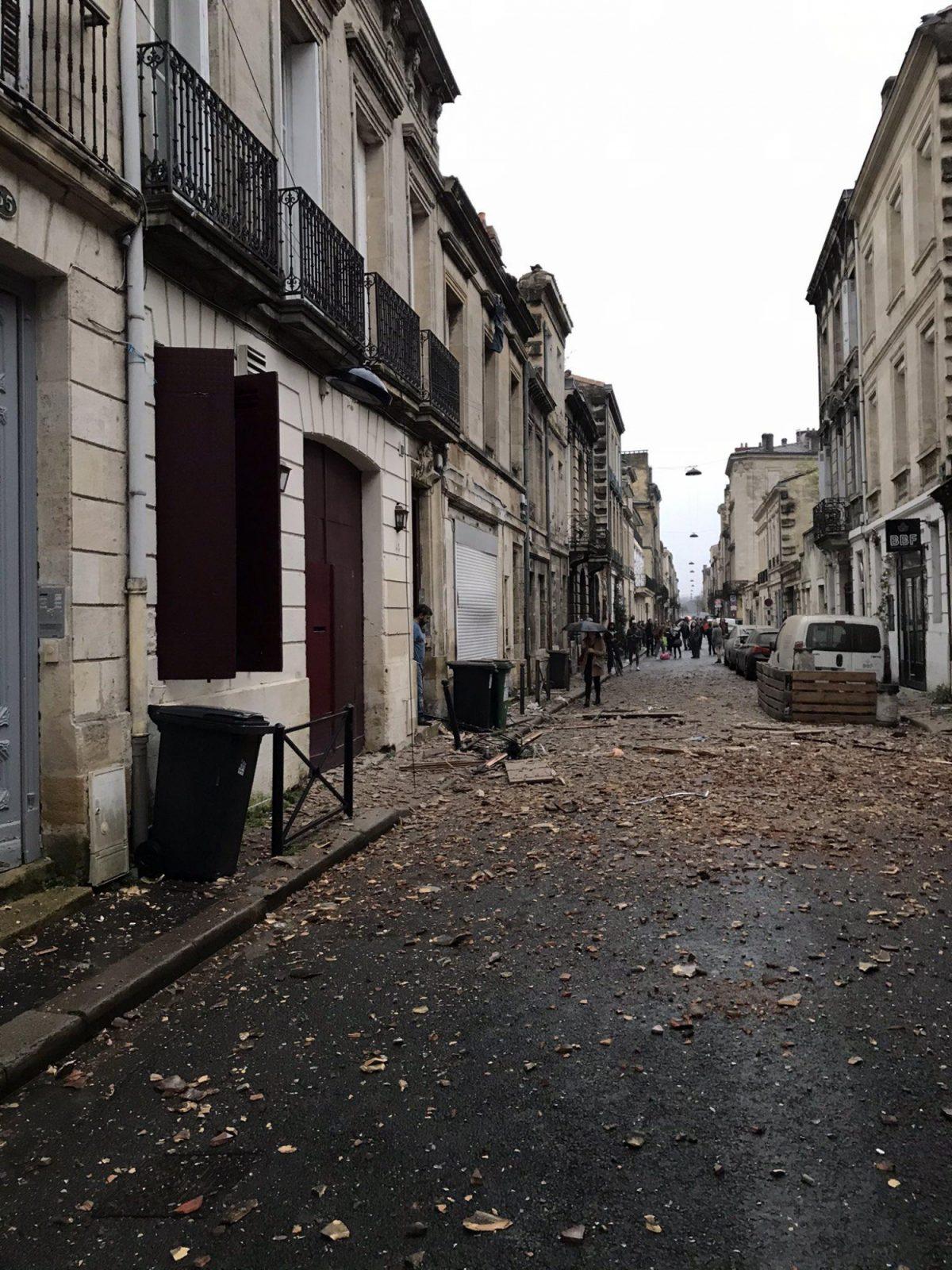 Una fuerte explosión en el suroeste de Francia deja heridos y dos desaparecidos