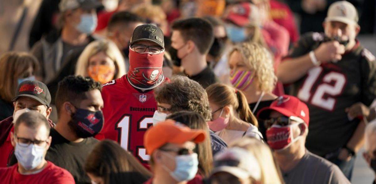 Estados Unidos teme una explosión de casos de coronavirus por la Super Bowl