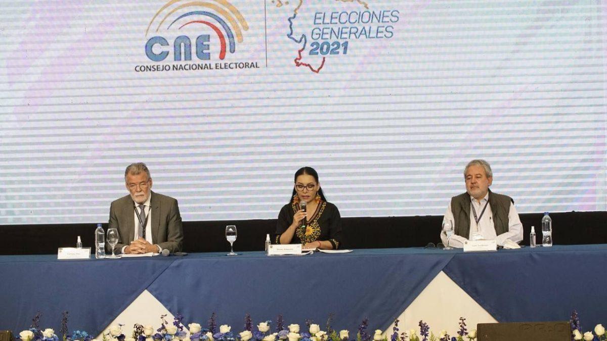 VIDEO   El 17.77% de los ecuatorianos han realizado su voto