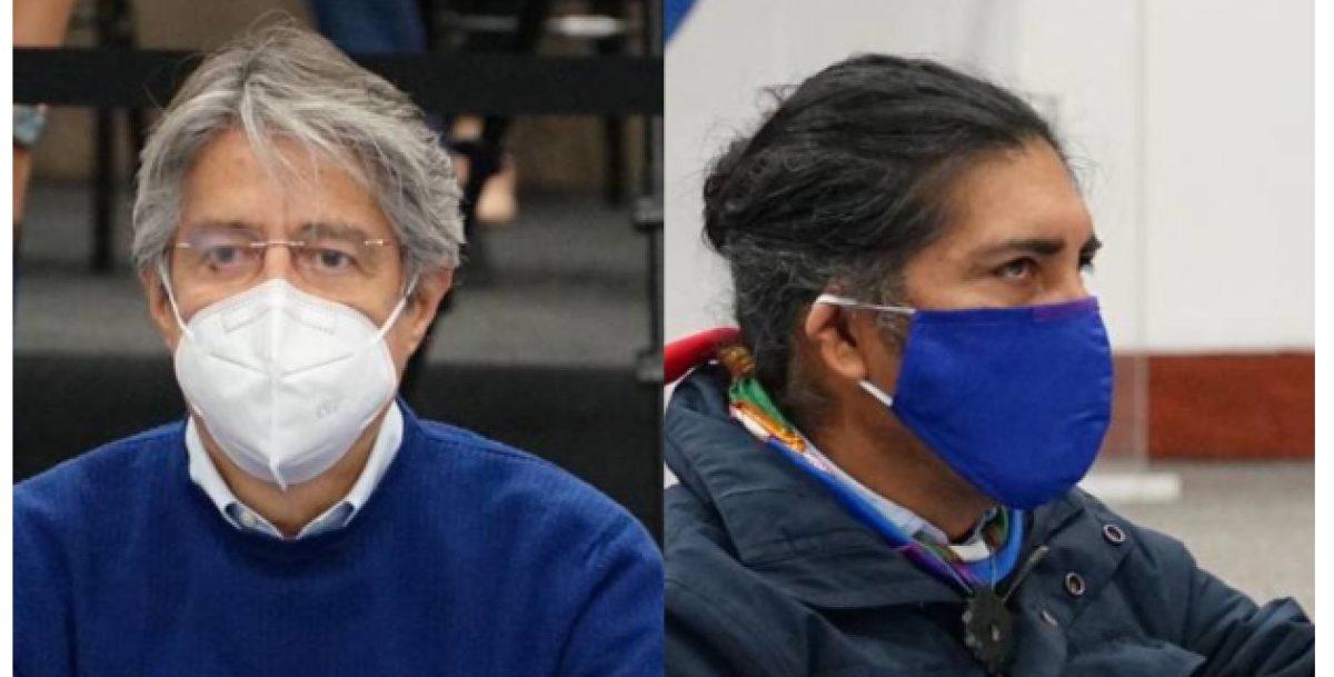 EN VIVO   Yaku Pérez y Guillermo Lasso debaten sobre situación del Ecuador