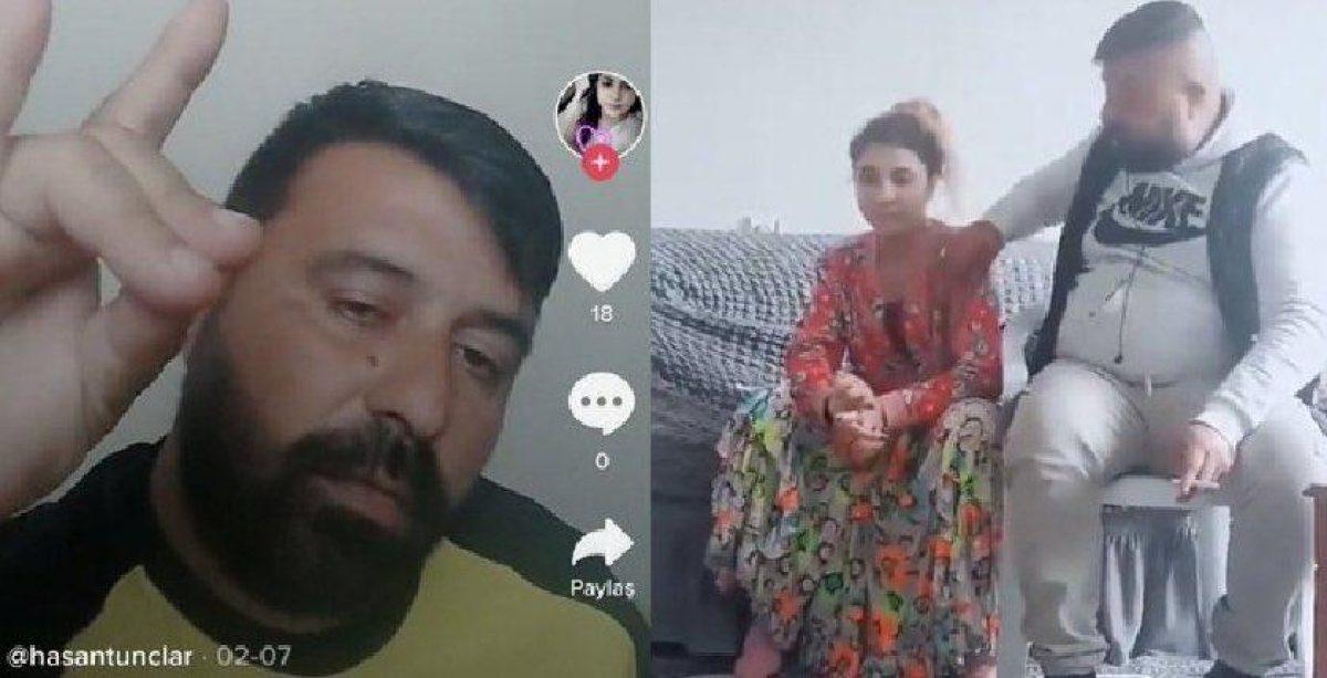 Padre toca a su hija y sube el video a Tik Tok