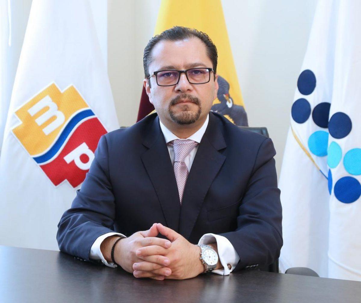 Mauro Falconí se va del ministerio de Salud Pública tras 19 días en el cargo