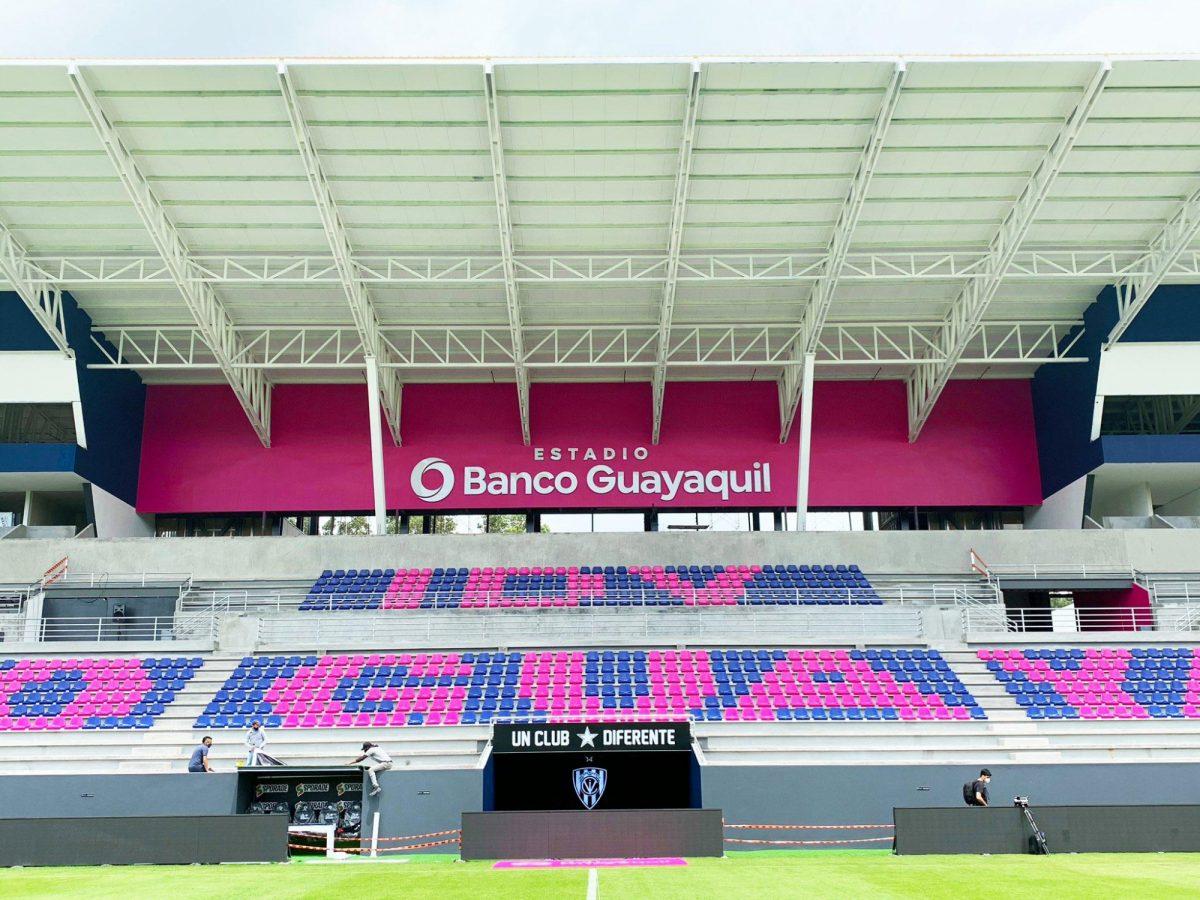 El estadio Banco Guayaquil abrió sus puertas al mundo | TC Televisión