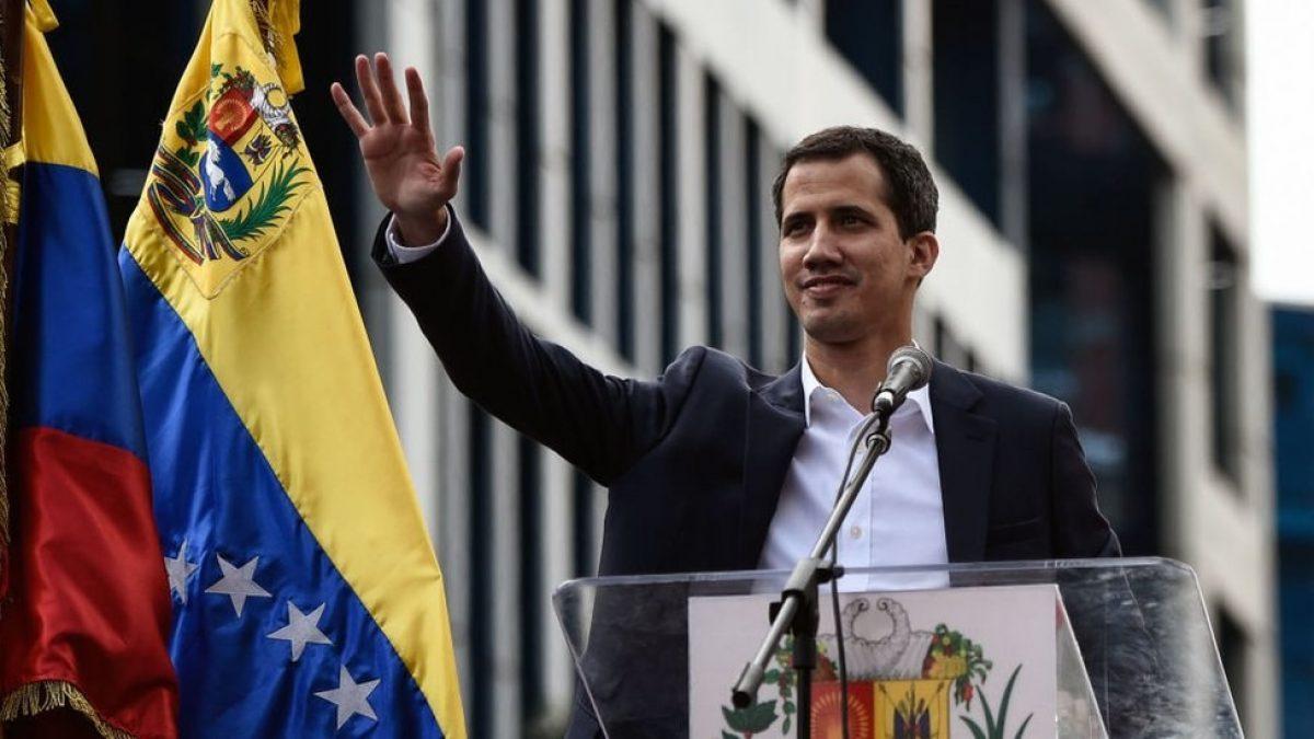 Juan Guaidó da positivo para COVID-19