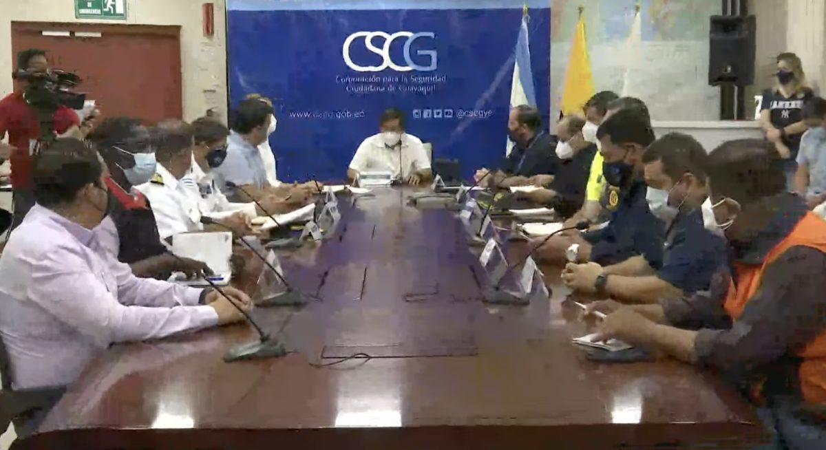 En Guayaquil el 20 % de contagios de COVID-19 es de la cepa británica