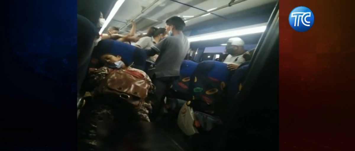 Asesinaron a funcionaria de la cárcel de mujeres de Guayaquil mientras iba en un bus