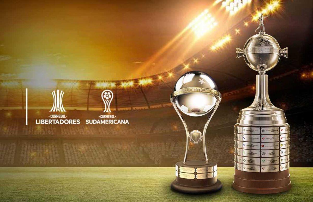 Mira aquí el sorteo de la Conmebol Libertadores y Sudamericana