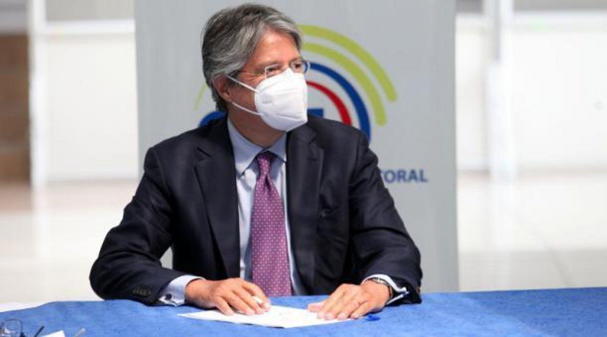 Guillermo Lasso ganador de la segunda vuelta electoral, según encuestadora Cedatos