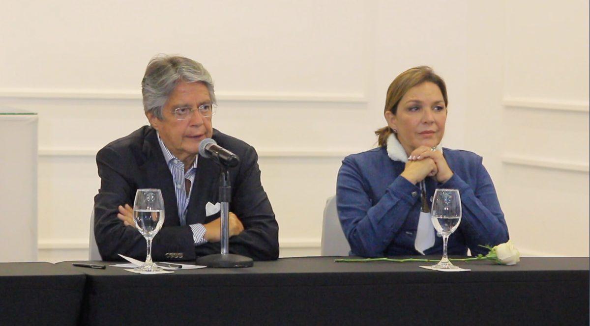 Guillermo Lasso manifestó su postura sobre Venezuela y sus compatriotas