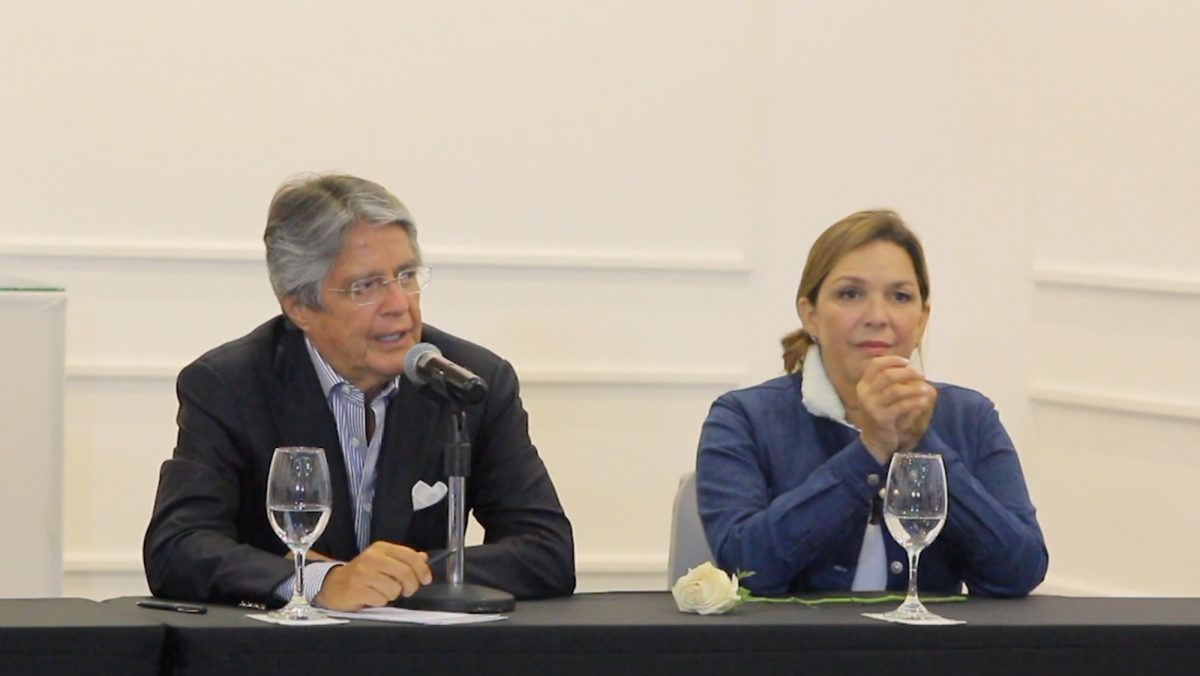 Guillermo Lasso anunció la venta de medios públicos en una subasta