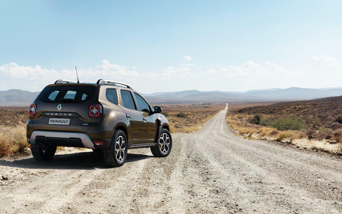 Conoce el nuevo Renault Duster para la nueva temporada de tu vida