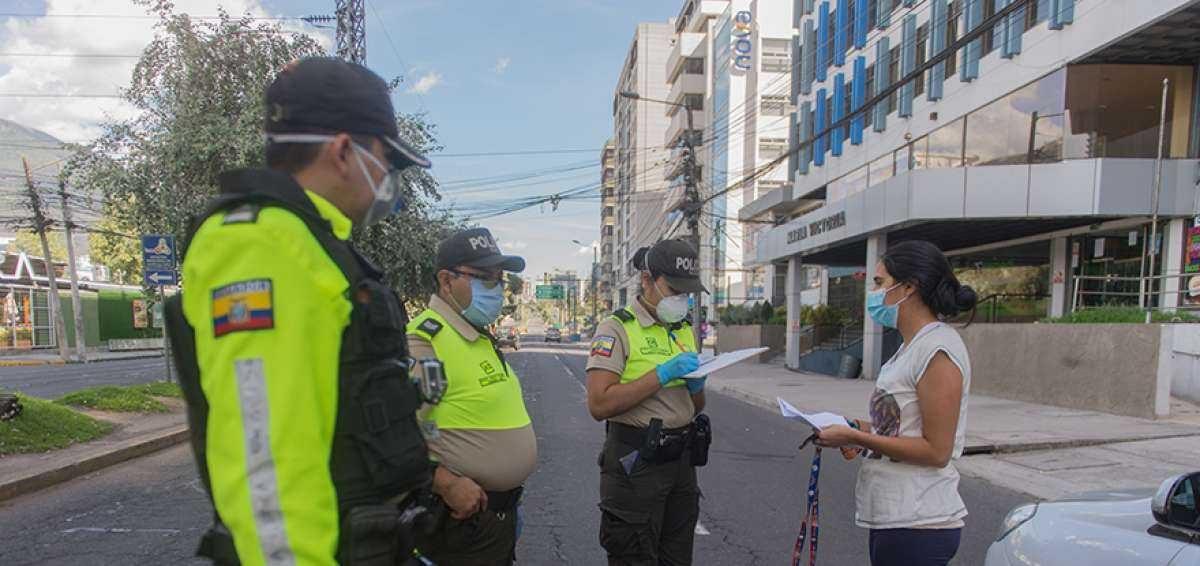 Ecuador vive su primer fin de semana de confinamiento focalizado