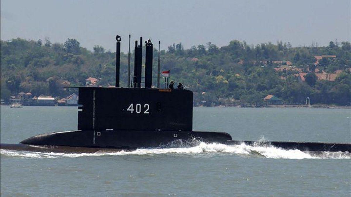 Confirman el hallazgo de un submarino desaparecido en Indonesia