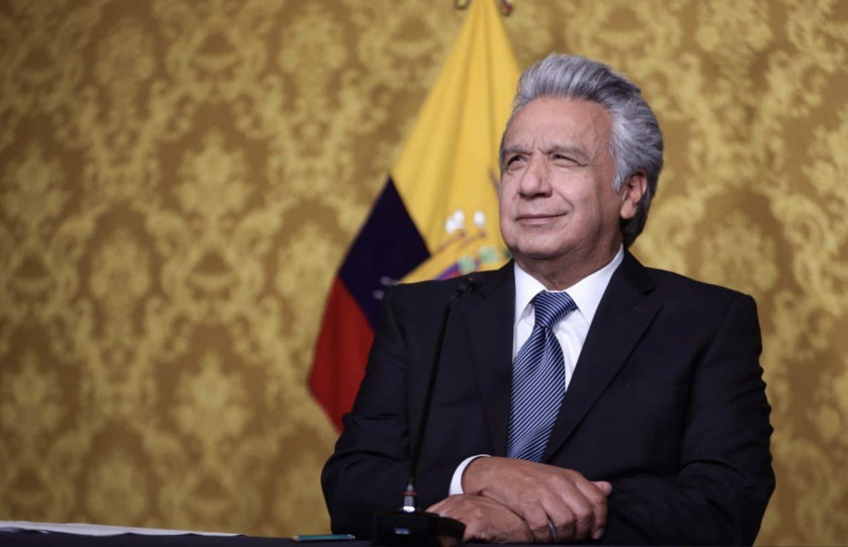"""Lenín Moreno: """"Con las dictaduras no se dialoga, a las dictaduras se las derrota"""""""