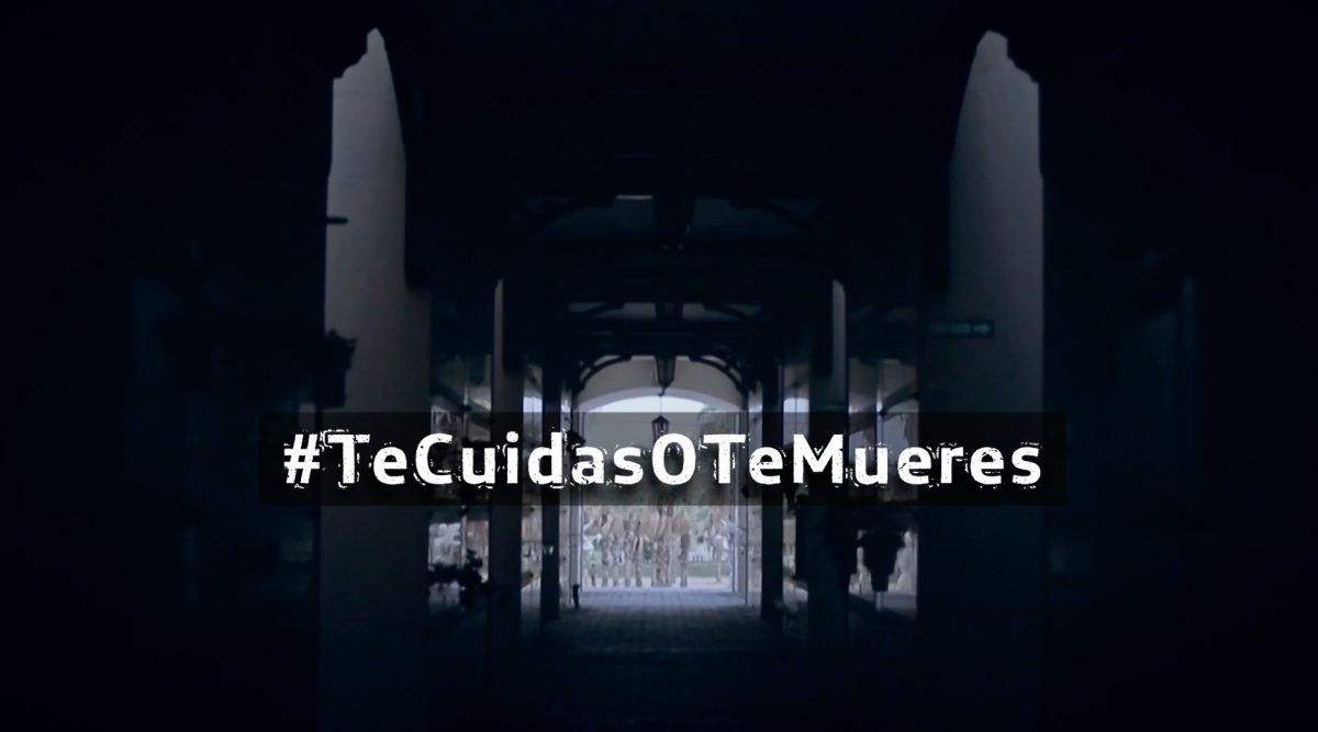 TC Televisión crea conciencia sobre el COVID-19 con impactante campaña
