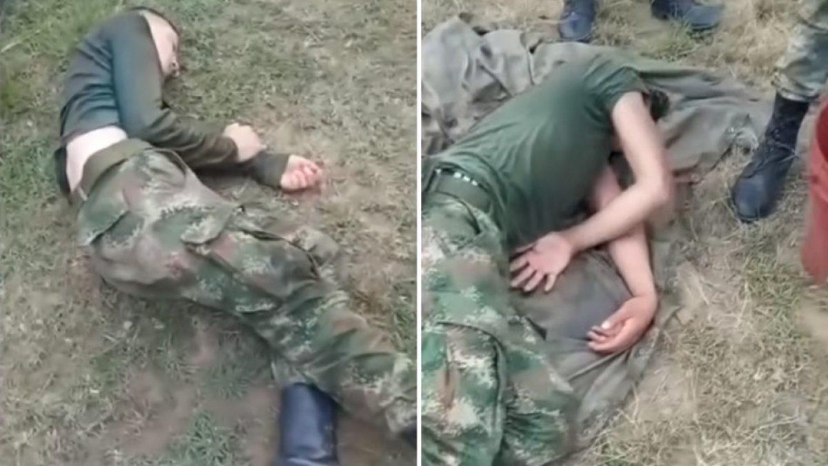 Fatal almuerzo intoxicó a 14 soldados y mató a un militar