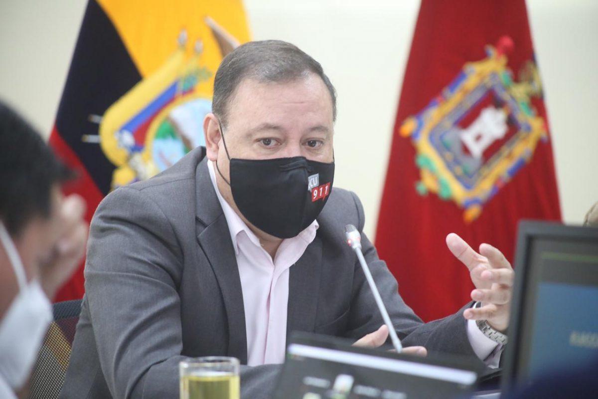Presidente del COE Nacional confirma que se juega Barcelona vs Boca