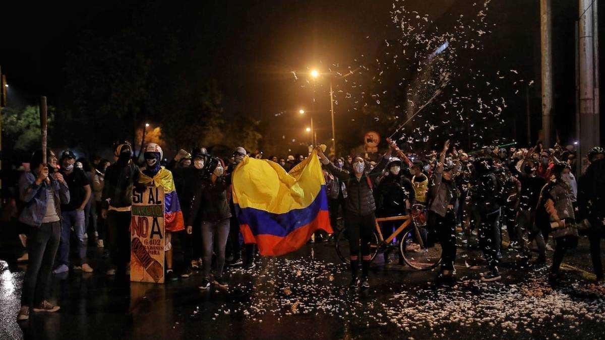 ¿Qué pasa en Colombia, cuándo y por qué inició el problema tras el paro nacional?