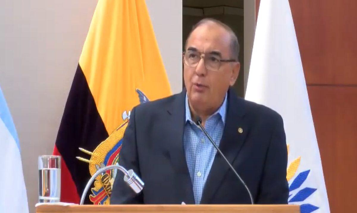 Fernando Donoso Morán: futuro Ministro de Defensa