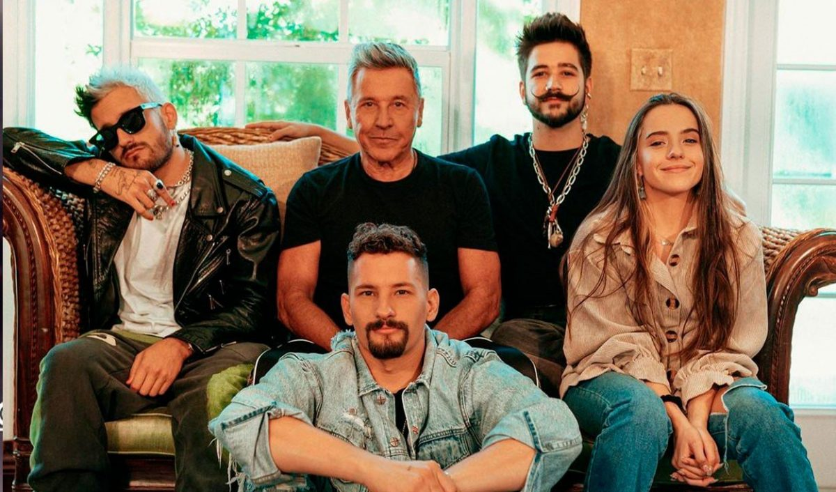 Los Montaner cantarán juntos para todo el mundo en junio