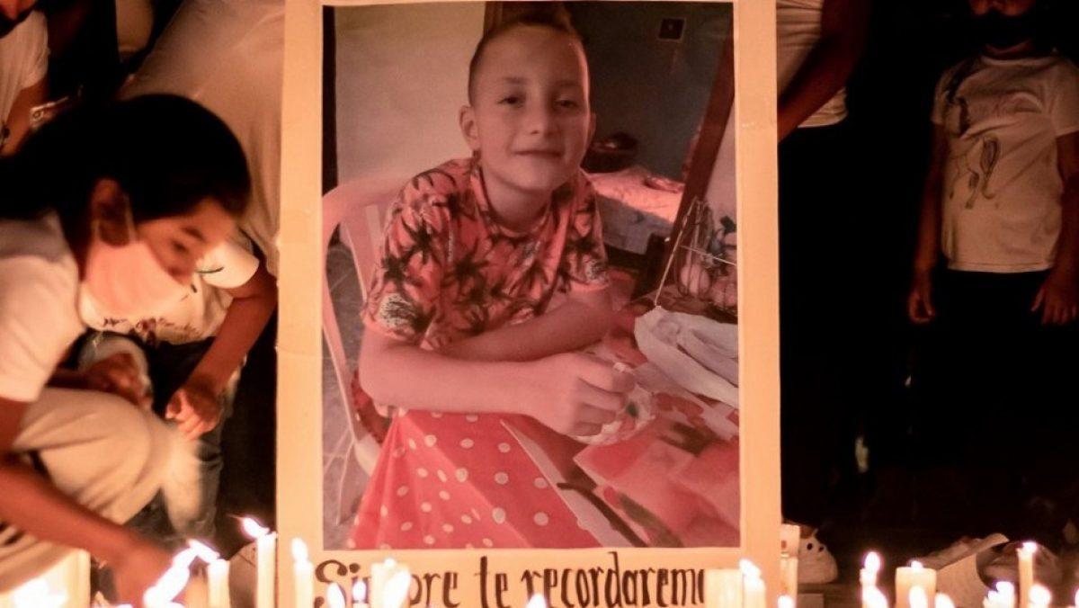 Un niño salió a comprar para su padre y aparece muerto en Colombia