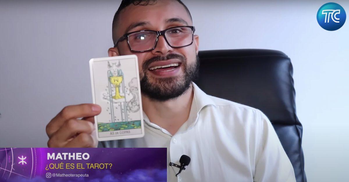 El Rincón Espiritual: ¿Qué es el tarot?