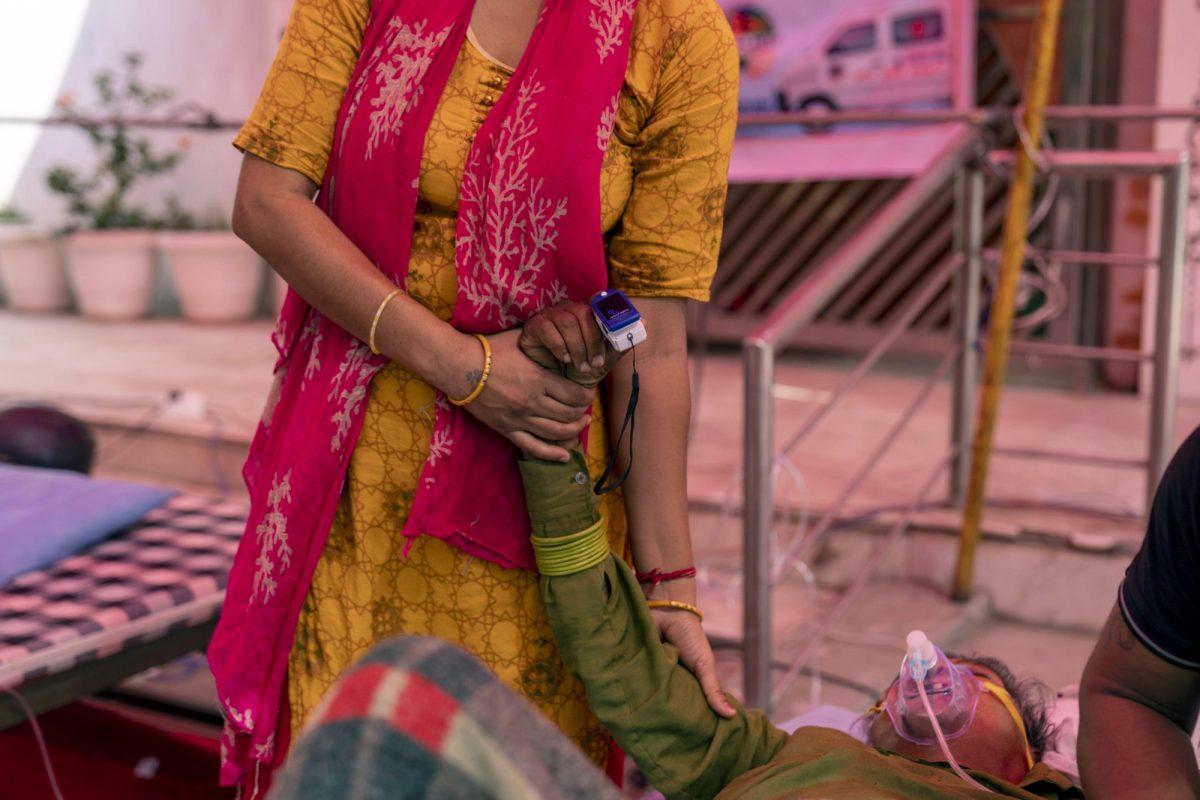 Primera paciente con covid-19 en India vuelve a contagiarse
