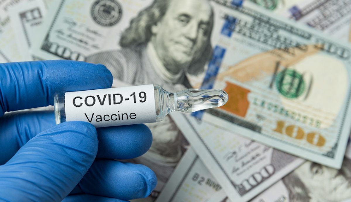 Nueve personas se vuelven multimillonarias gracias al negocio de las vacunas anticovid