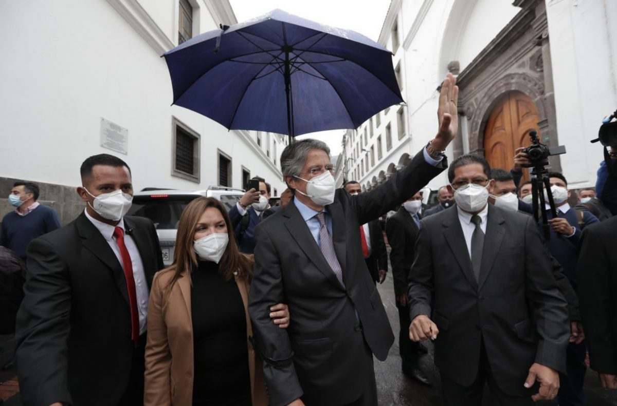 ¿Cuál es la agenda que cumplirá Guillermo Lasso el 24 de mayo?