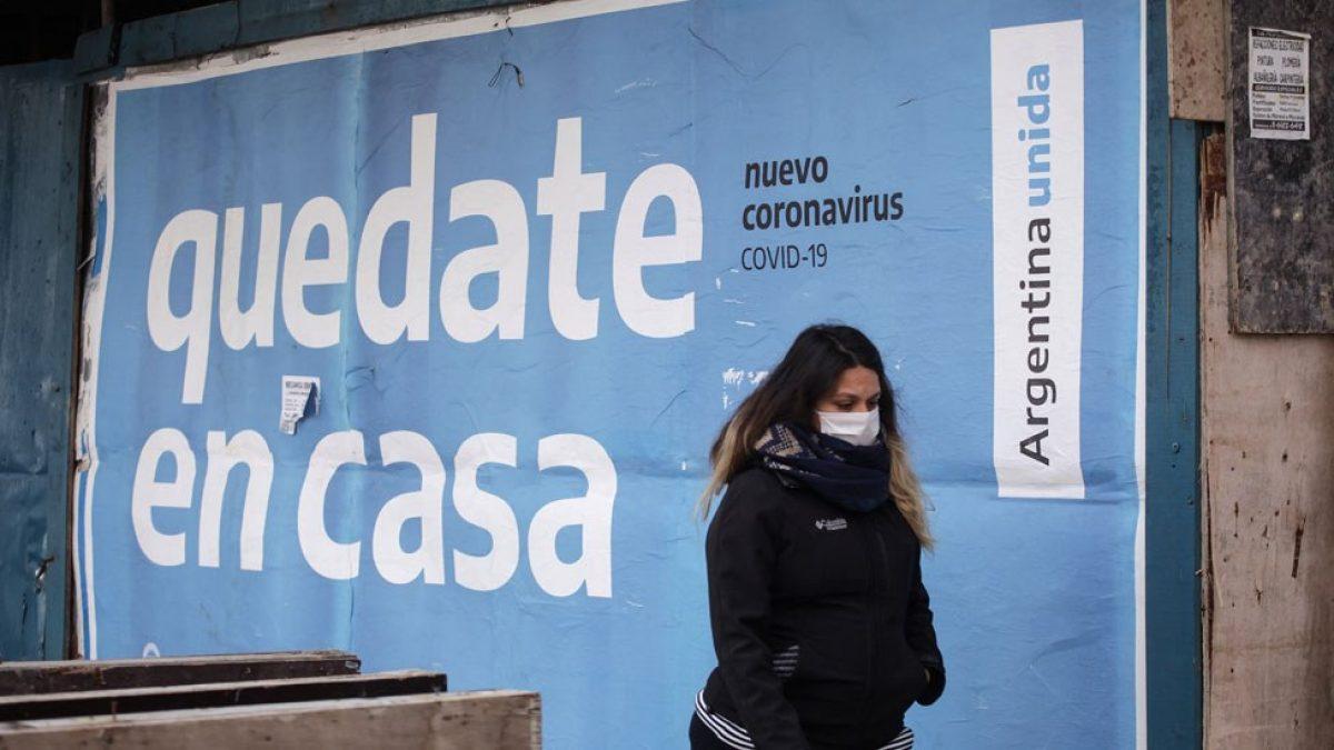 Peor momento de la pandemia en Argentina: nuevo confinamiento