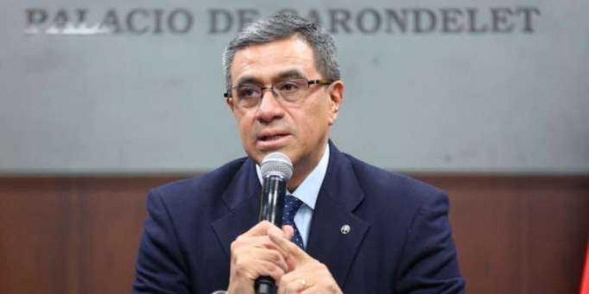 Muere en la cárcel José Agusto Briones, exsecretario de la Presidencia