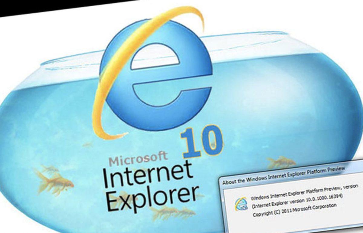 ¡Adiós a Internet Explorer! El navegador ya no tendrá más actualizaciones