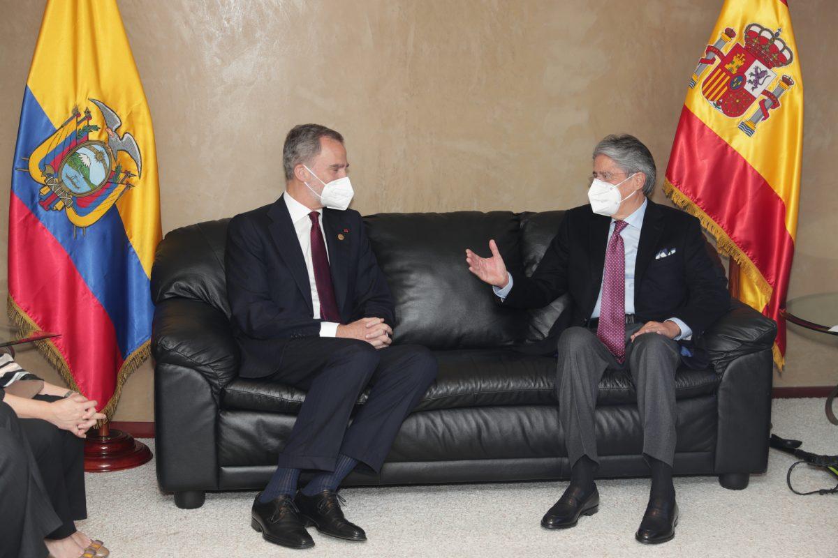 Actividades Guillermo Lasso previo a su posesión como Presidente de la República