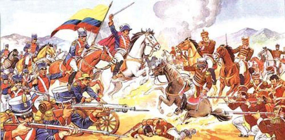 24 de mayo de 1822: Batalla de Pichincha