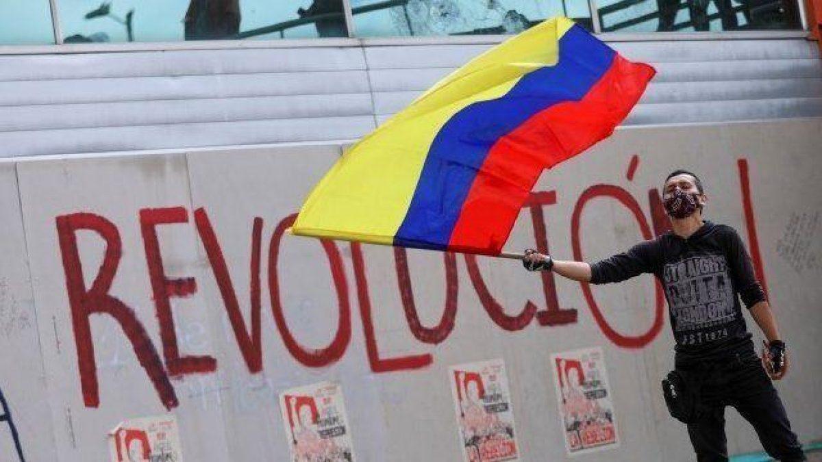 129 personas siguen desaparecidas en las protestas de Colombia