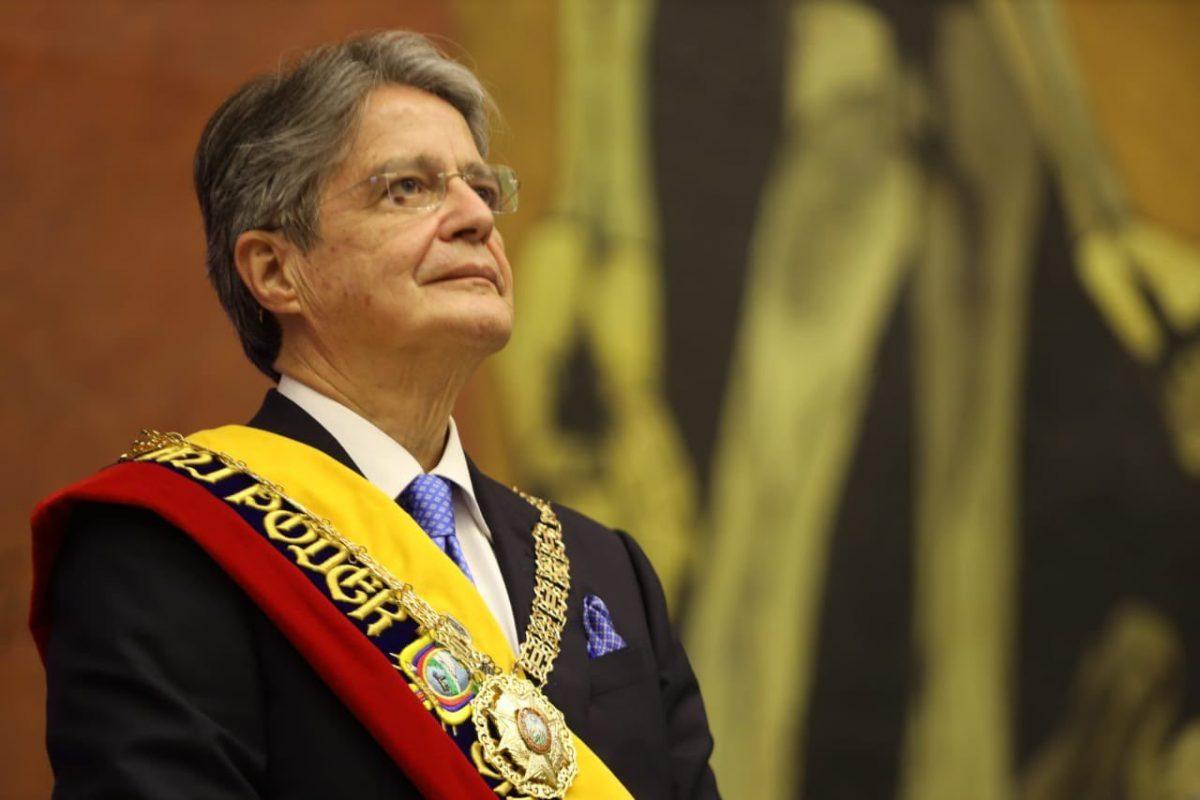 Guillermo Lasso firma decreto para derogatoria del reglamento a la Ley de Comunicación
