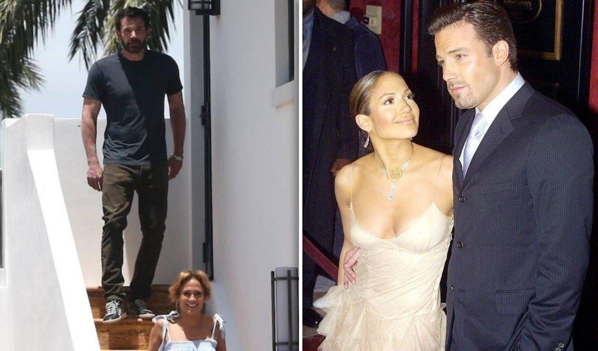 Los gestos de Ben Affleck para volver a enamorar a Jennifer Lopez