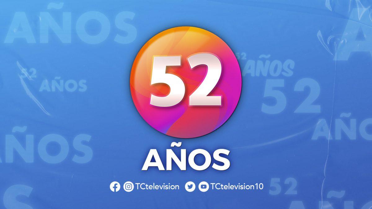 TC Televisión celebra 52 años de entretener e informar al Ecuador