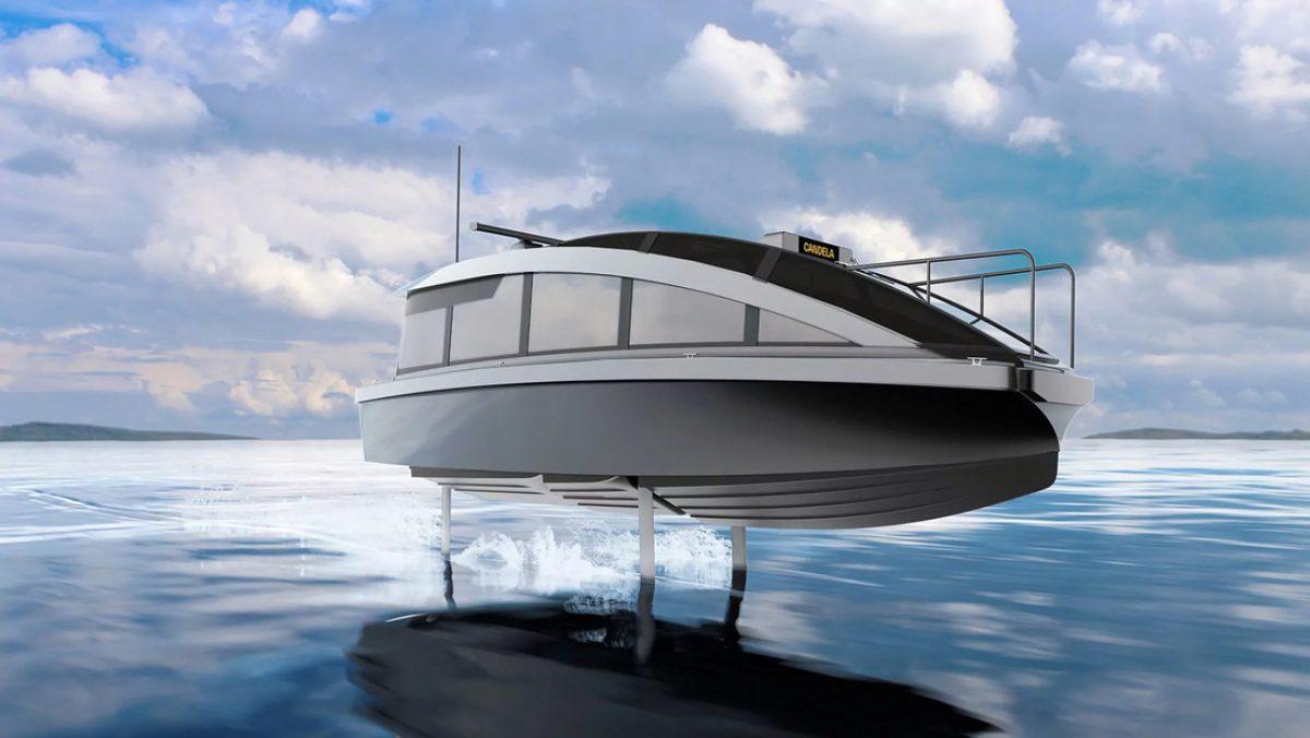 Presentan un nuevo taxi hidroala que generaría un gran ahorro de gasolina