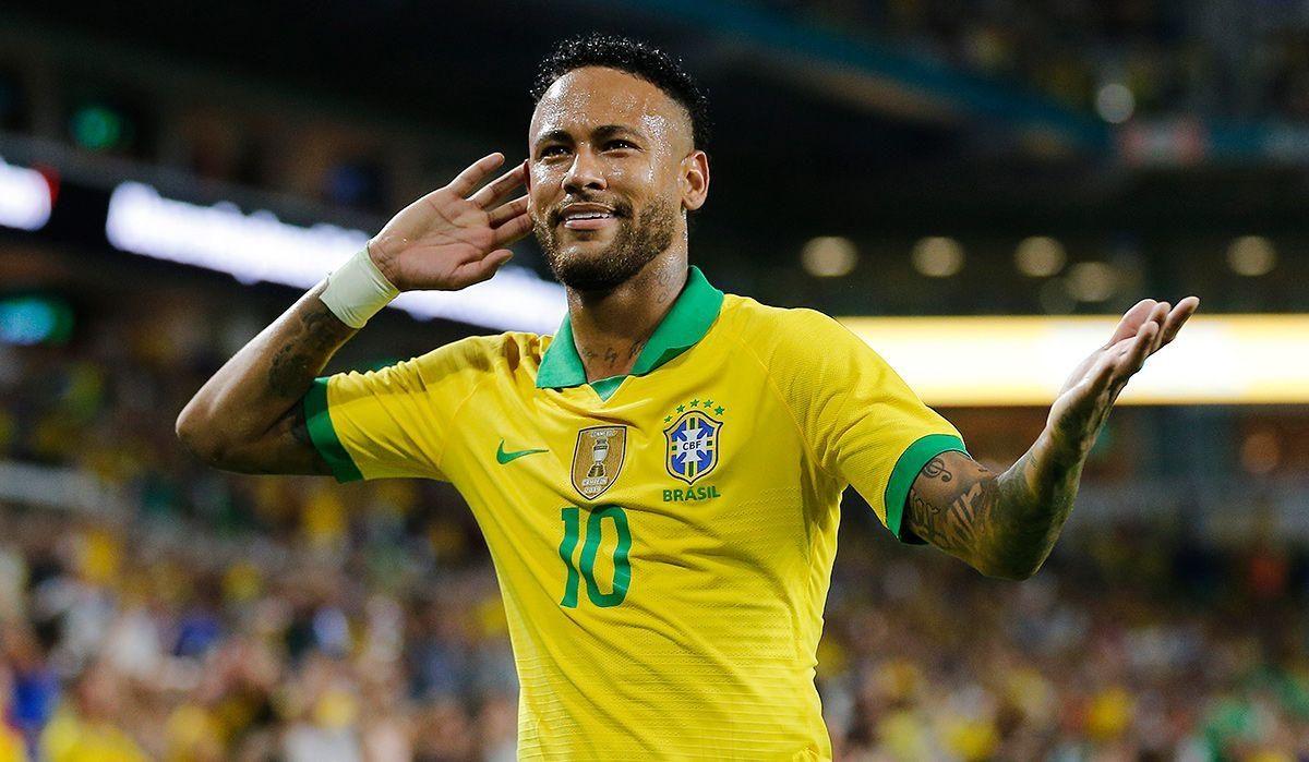 Realizan extraño pedido al astro brasileño Neymar Jr.