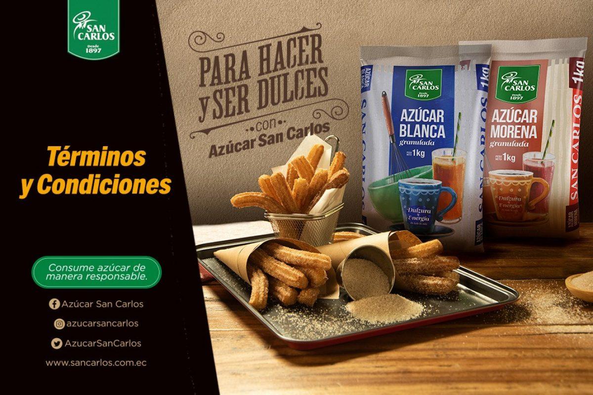 'Para hacer y ser dulces': Cocinarás con Mariaca y azúcar San Carlos en TC Televisión