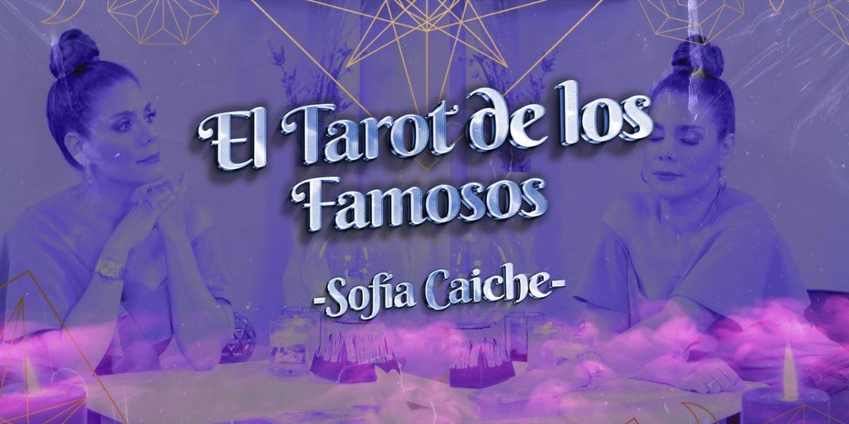 ¿Qué dice el tarot del futuro amoroso de Sofía Caiche?