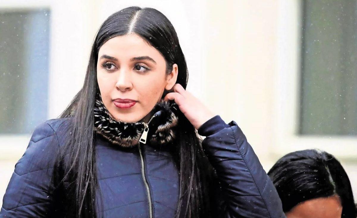Emma Coronel, esposa del Chapo, se declara culpable de tráfico de drogas