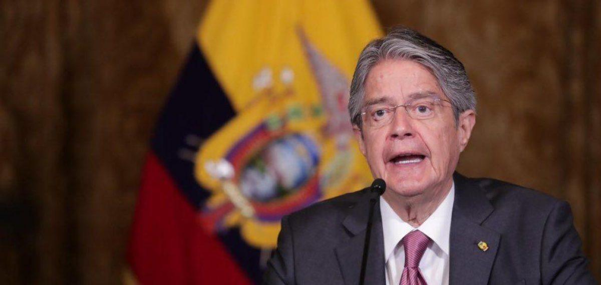 EN VIVO: Vacunación del presidente Guillermo Lasso contra el Covid-19
