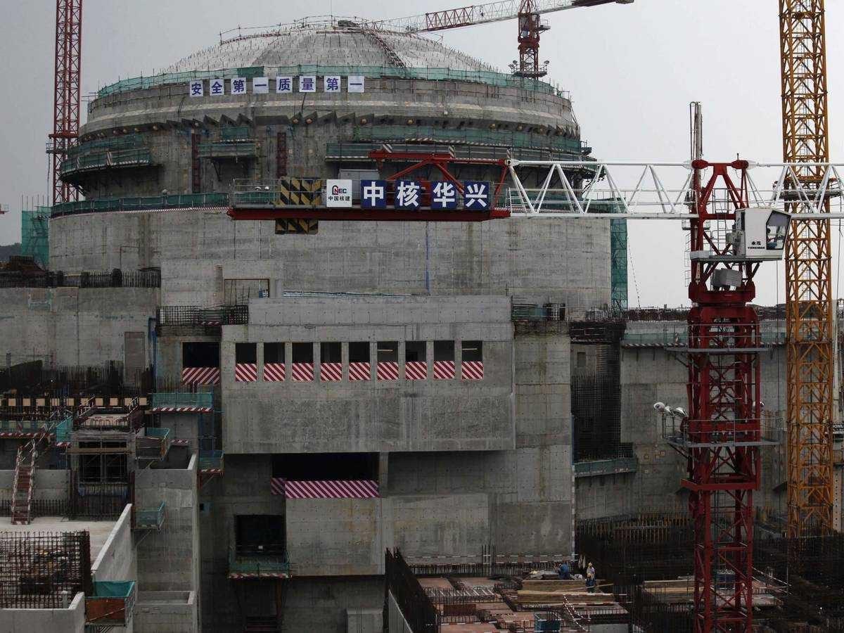 Un reactor nuclear chino, bajo vigilancia tras rumores de posible fuga